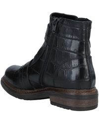 Loretta Pettinari Ankle Boots - Black