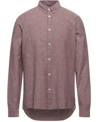 RVLT Camicia - Rosso