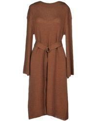 Roberto Collina - Knee-length Dress - Lyst