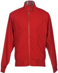 Ben Sherman Jacket - Red