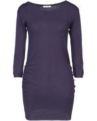 I Blues Sweater - Purple
