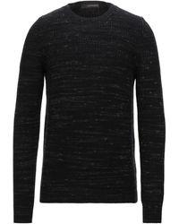 Jeordie's Sweater - Black