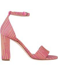 M Missoni Sandals - Pink