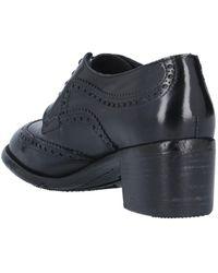 LEMARGO Lace-up Shoes - Black