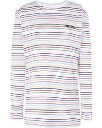 Être Cécile T-shirt - Bianco