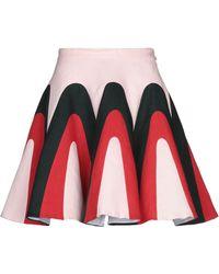 Delpozo - Knee Length Skirt - Lyst