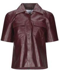 REMAIN Birger Christensen Shirt - Multicolour