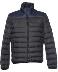 Geox - Synthetic Down Jacket - Lyst
