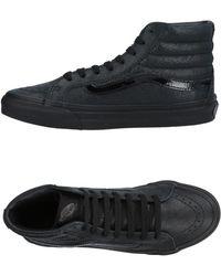 Vans High Sneakers & Tennisschuhe - Schwarz