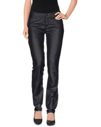 Who*s Who Denim Trousers - Black
