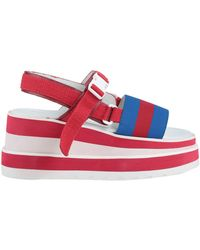 NH.24 Sandals - Red