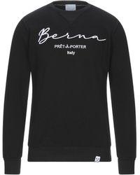 Berna Sweat-shirt - Noir
