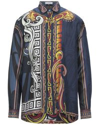 Versace Shirt - Blue