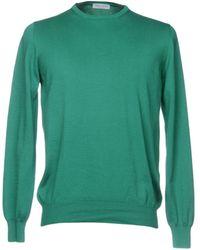 Gran Sasso Pullover - Grün