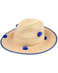 Tracy Watts Hat - Natural