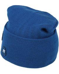 Daniele Alessandrini Homme Hat - Blue