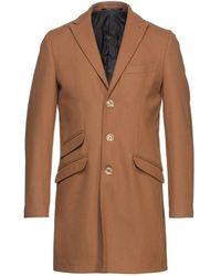 Exibit Coat - Brown