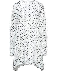 ELEVEN PARIS Short Dress - White