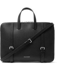 Alexander McQueen Work Bags - Black