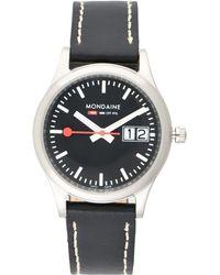 Mondaine - Wrist Watches - Lyst