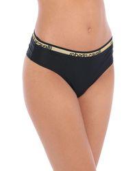 Roberto Cavalli Partes de abajo de bikini - Negro