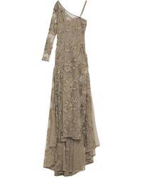 Marciano Long Dress - Natural