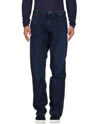 Henry Cotton's Denim Trousers - Blue