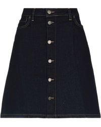 Tommy Hilfiger Denim Skirt - Blue