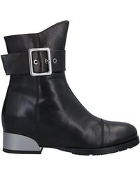 Tipe E Tacchi Ankle Boots - Black