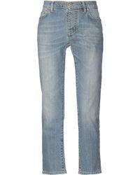Jeckerson Denim Trousers - Blue
