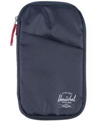 Herschel Supply Co. Portefeuille - Bleu