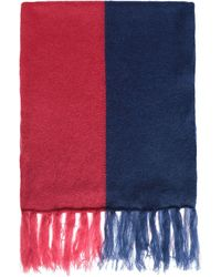 8 by YOOX Scarf - Red