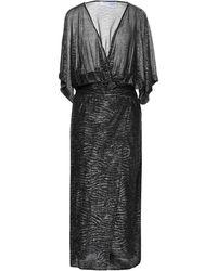 IRO Robe mi-longue - Noir