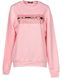 Philippe Model Sweatshirts - Pink