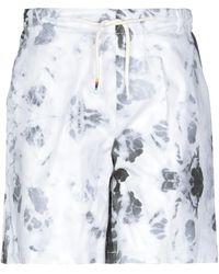 The Silted Company Shorts & Bermuda Shorts - Grey