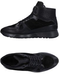 Armani Sneakers & Tennis shoes alte - Nero