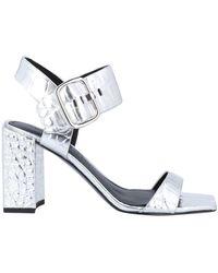 Sigerson Morrison Sandals - Metallic
