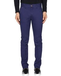 Tommy Hilfiger Casual Pants - Blue