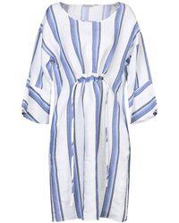 Camicettasnob Knee-length Dress - Blue
