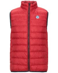 North Sails Down Jacket - Red