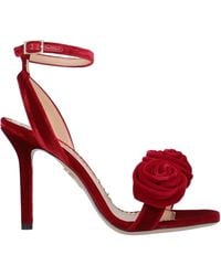 Charlotte Olympia Sandale - Rot