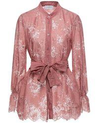 Soallure Hemd - Pink