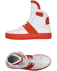 Savio Barbato High-tops & Trainers - White