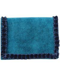 Tipe E Tacchi Handbag - Blue