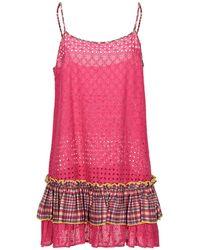 I'm Isola Marras Short Dress - Pink