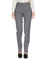 Caractere - Casual Trousers - Lyst