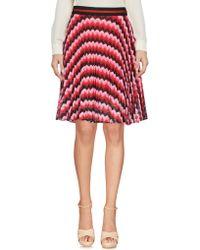 Ainea - Knee Length Skirts - Lyst