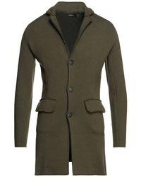 Alpha Studio Coat - Green