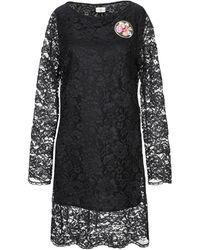 EMMA & GAIA Short Dress - Black
