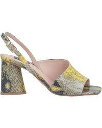 Tosca Blu Sandals - Yellow
